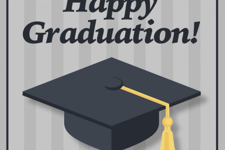 Tελετή αποφοίτησης 2019